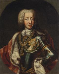 Ritratto di Vittorio Amedeo II duca di Savoia